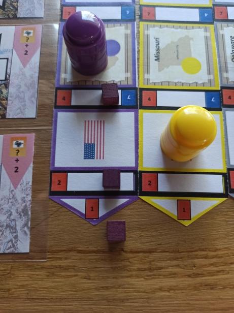 Placement cubes